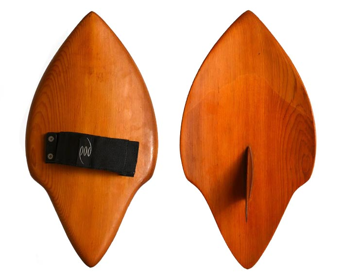 Different Shape Direction POD Handboards - Circa 1991
